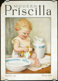 Modern Priscilla.  1925 - 09. COVER ONLY