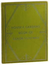 House and Gardens Book of Color Schemes