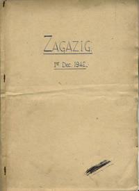 New Zealand Engineers: Archive of WWII Photographs, Zagazig Egypt