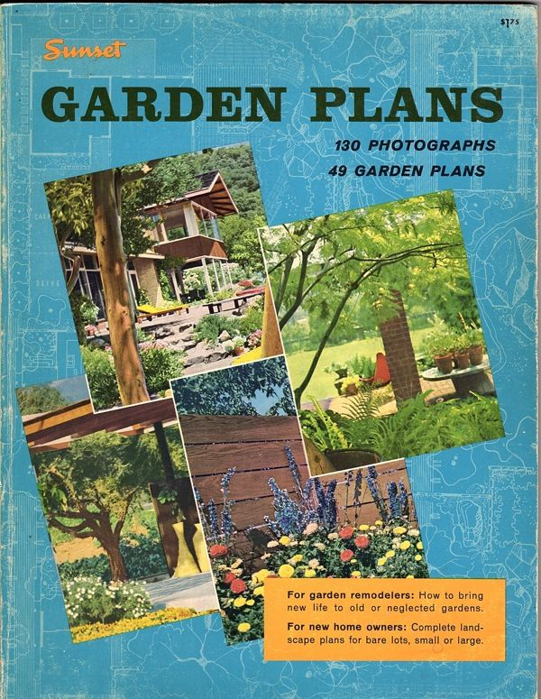 SUNSET GARDEN PLANS by Editors of Sunset Books & Sunset Magazine - on vacation home plans, houzz home plans, paris home plans, summer home plans, diy home plans, garden home plans, dwell home plans, this old house home plans, house beautiful home plans, hgtv home plans, family home plans, landscape architecture home plans, architectural digest home plans, country living home plans,