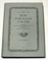 Bow Porcelain 1730-1747
