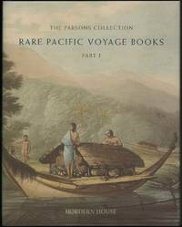 The Parsons Collection: Rare Pacific Voyage Books 2 Volumes