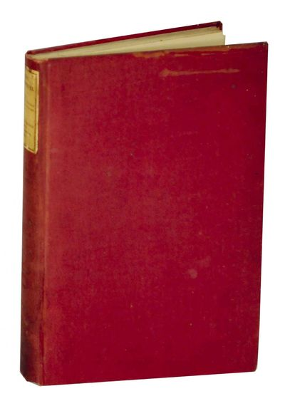 London: Sidwick & Jackson Ltd, 1919. First edition. Hardcover. 77 pages. A play by this prolific Eng...