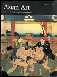 image of ASIAN ART.  VOLUME IV, NUMBER I.  WINTER 1991: GAMES.