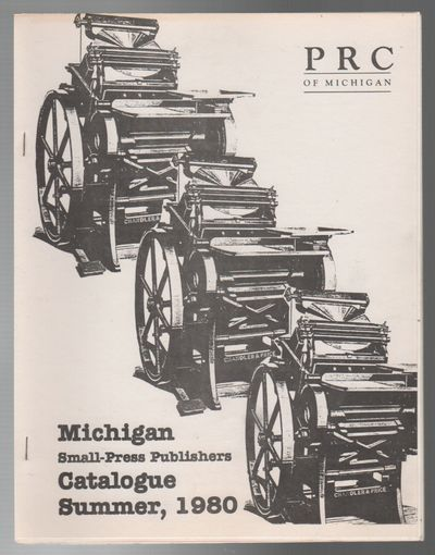 Southfield, MI: Poetry Resource Center of Michigan, 1980. First Edition. Wraps. Very good +. 4to. Si...