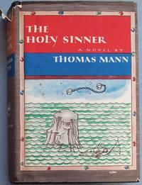 THE HOLY SINNER by  Thomas Mann - price on dj: $3.50 net - 1951 - from CHRIS DRUMM BOOKS (SKU: biblio5262)