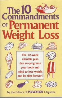 image of The 10 Commandments Of Permanent Weight Loss