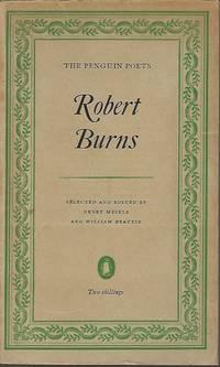 Selected Poems Of Robert Burns By Burns Robert