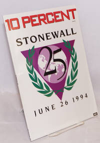 10 Percent: vol. 2, #008, June 1994; Stonewall 25; June 26, 1994