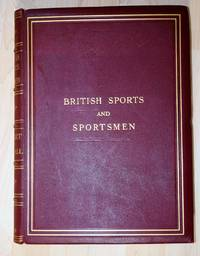 British sports and sportsmen. Cricket and Football [ Limited Edition: 575/1000 Copies ]