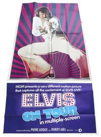 image of Elvis On Tour Elvis Presley U.S. 3 Sheet Film Poster 1972