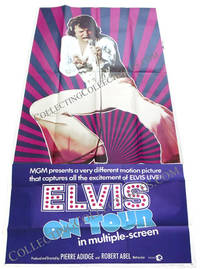 Elvis On Tour Elvis Presley U.S. 3 Sheet Film Poster 1972
