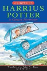 image of Harry Potter and the Chamber of Secrets: Harrius Potter Et Camera Secretorum (Latin Edition)