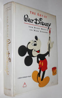image of The Art of Walt Disney: From Mickey Mouse to the Magic Kingdom
