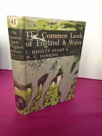 New Naturalist No.  45 THE COMMON LANDS OF ENGLAND & WALES