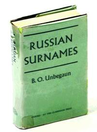 Russian Surnames