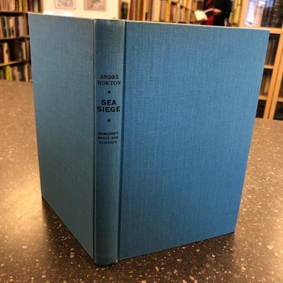 New York: Harcourt, Brace and Company, 1957. First Edition, First Printing. Hardcover. Octavo, 216 p...