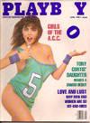 Playboy Magazine April 1990