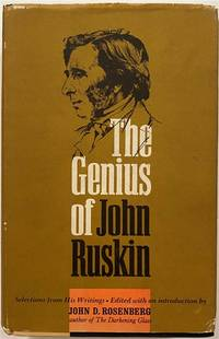 image of The Genius of John Ruskin: Selections from His Writings