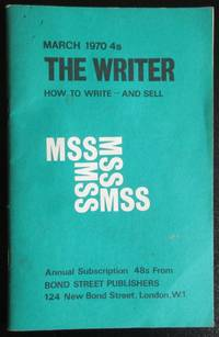 The Writer. How to write - and sell. March 1970
