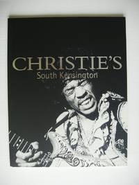 image of Christie's South Kensington  -  Pop Memorabilia Auction  -  3 October 2002