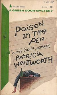 image of Poison in the Pen: A Miss Silver Mystery (A Green Door Mystery)