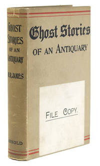 Ghost Stories of an Antiquary by  Montague Rhodes James - New edition - 1919 - from James Cummins Bookseller (SKU: 301326)