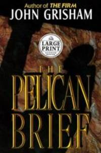 image of The Pelican Brief (Random House Large Print)