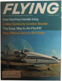 Flying Magazine. July, 1972. Vol. 91, No. 1
