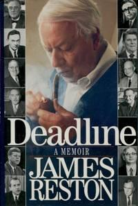 image of Deadline, A Memoir