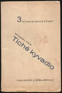 image of Tiché kyvadlo [The quiet pendulum].; Edice Start, sv. 3