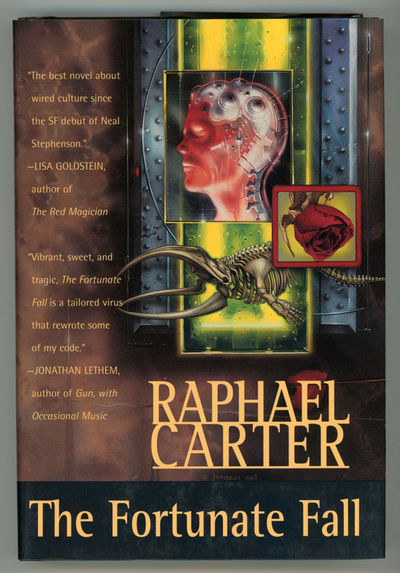 New York: Tor, 1996. Octavo, boards. First edition.