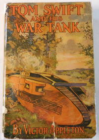 image of Tom Swift and His War Tank; or, Doing His Bit for Uncle Sam
