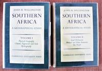 Southern Africa. a Geographical Study. Set of Two