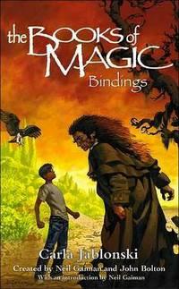 Bindings (The Books of Magic #2)