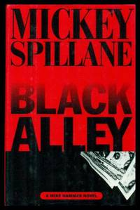 image of BLACK ALLEY - A Mike Hammer Adventure