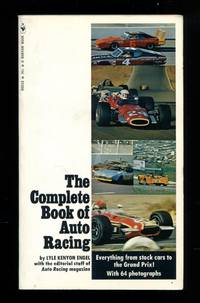 image of The Complete Book of Auto Racing
