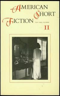 American Short Fiction (Vol. 3, No. 11, Fall 1993)