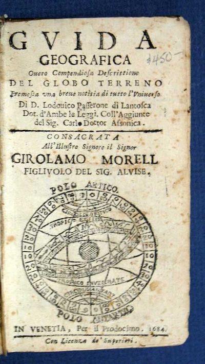 In Venetia : Per il Prodocimo, 1684. Later edition (European Americana 684/123) of a work first issu...