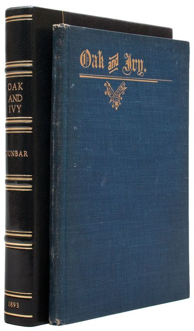 Dayton, Ohio: Press of United Brethren Publishing House, 1893. First and only edition of the very sc...