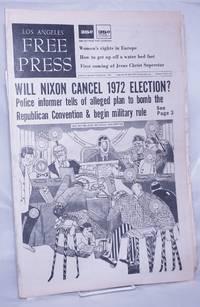 image of Los Angeles Free Press: Vol. 8 #43, #379, Oct 22-29 1971.