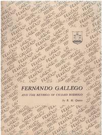 FERNANDO GALLEGO AND THE RETABLO OF CIUDAD RODRIGO