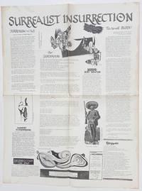 image of Surrealist Insurrection No. 1 (22 January 1968)