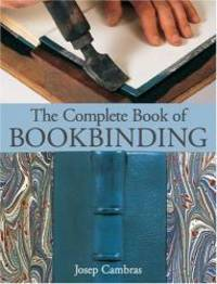 image of The Complete Book of Bookbinding