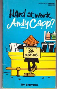Hard at Work, Andy Capp?