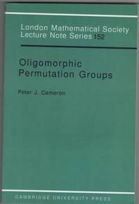 Oligomorphic Permutation Groups