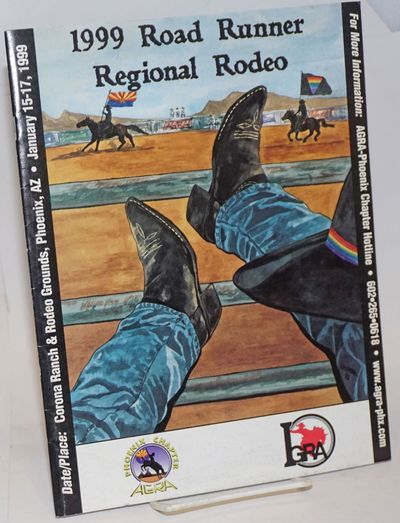 Phoenix: AGRA/IGRA, 1999. Magazine. 8.5x11 inches, event schedule, ads, photos, very good souvenir p...