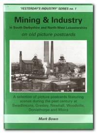 Mining And Industry In South Derbyshire And North-West Leicestershire On  Old Picture Postcards
