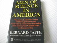 Men Of Science In America