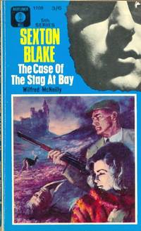 The Case of the Stag at Bay. Sexton Blake Library 5th Series No. 14